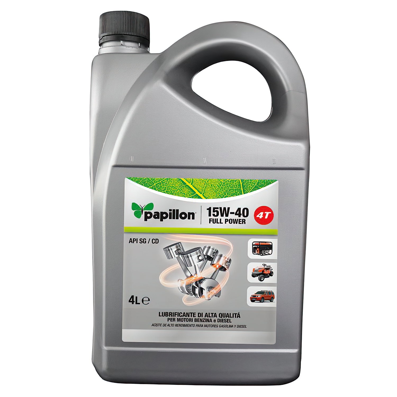Aceite Para Motores 15w40 - 4 Litros