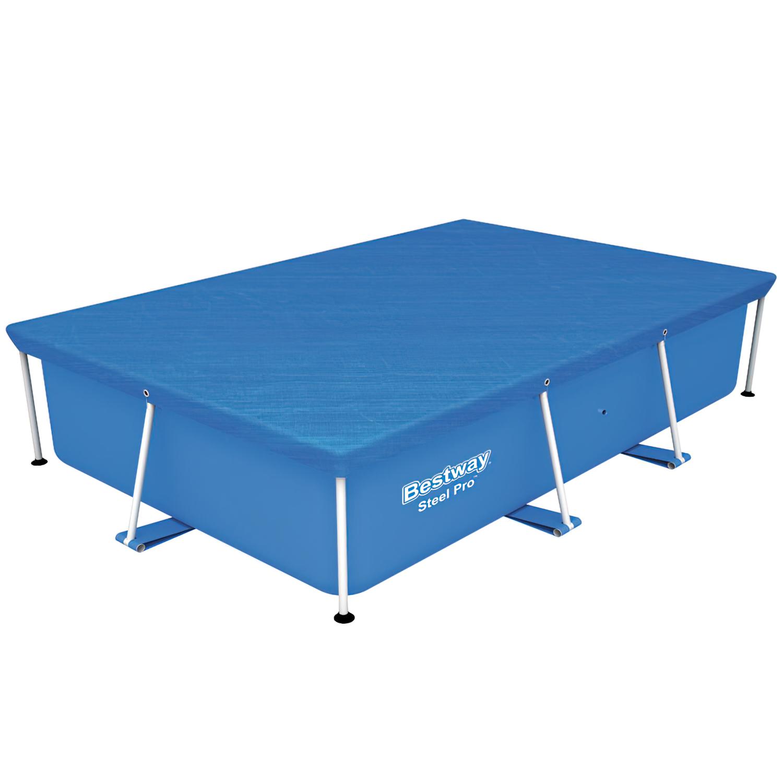 Cobertor Piscina Rectangular para piscina 259x170 cm.