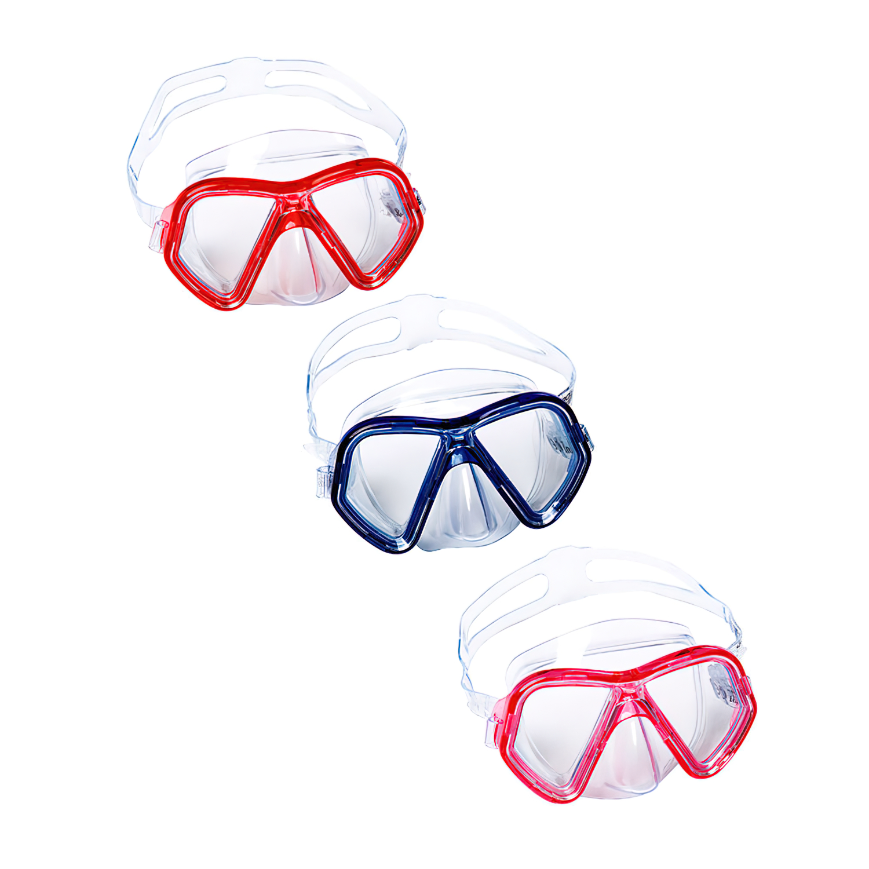 Gafas Buceo 3 a 6 Años Protección UV Colores Surtidos