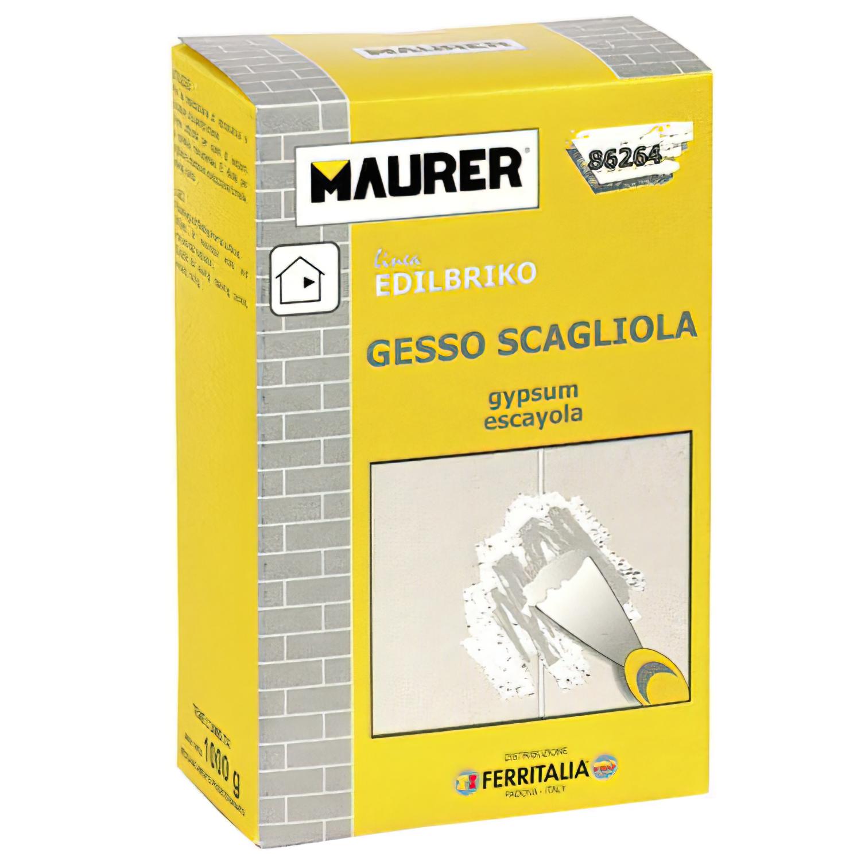 Edil Escayola Maurer (Caja 1 kg.)