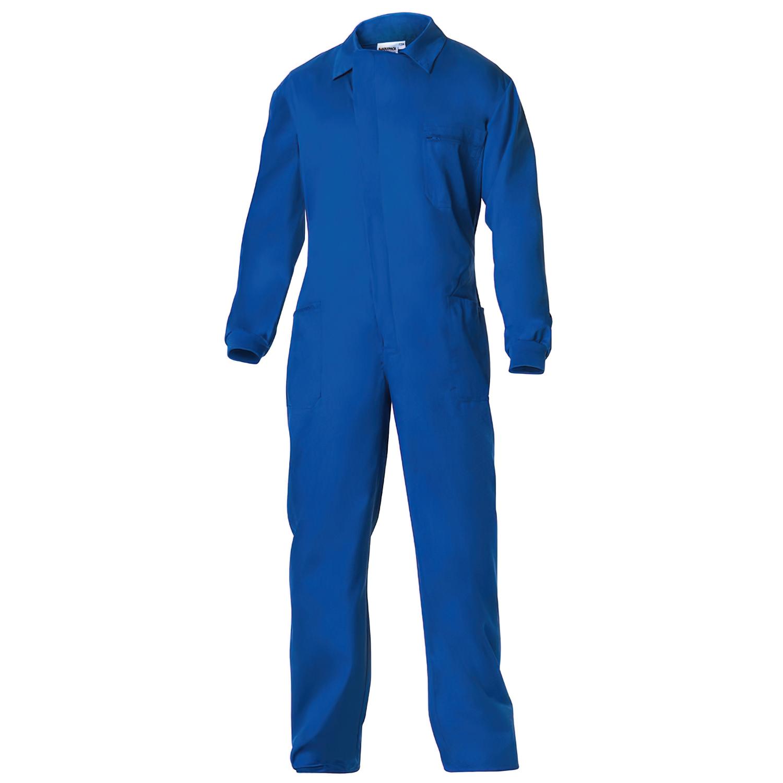 Buzo Trabajo Wolfpack Azul Talla   58
