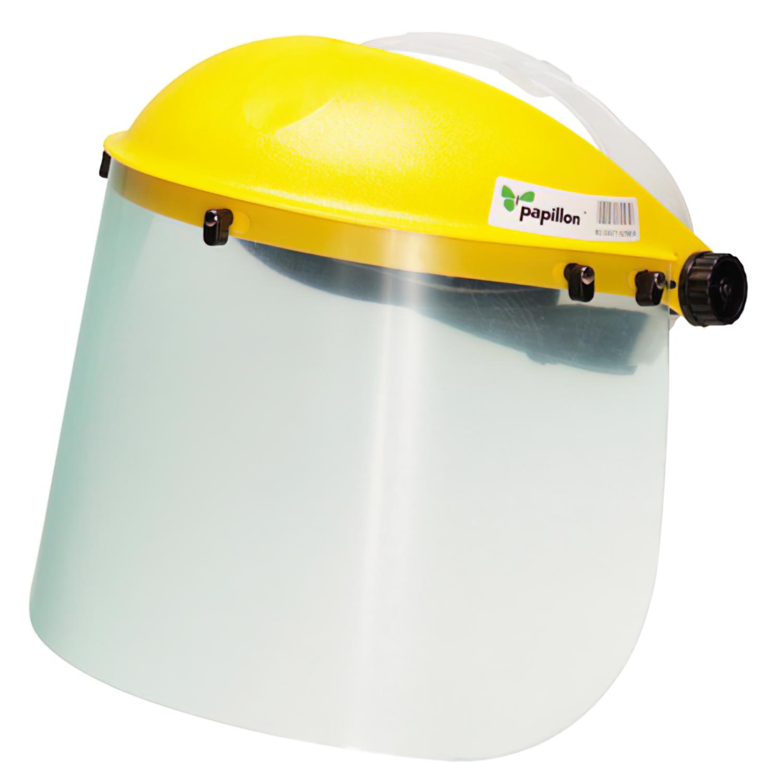 Protector Facial Papillon Con Arnes 310x190 mm.
