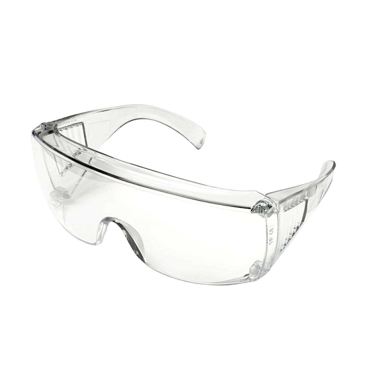 Gafas Proteccion En166 Patillas Fijas Transparentes