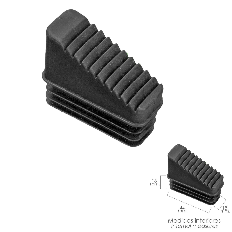 Contera Escaleras Aluminio Oryx Delantera de 7 y 8 Peldaños