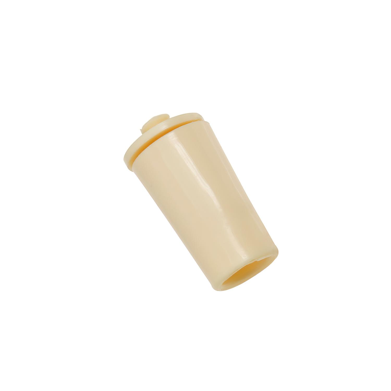 Tope Persiana Con Tornillo 40 mm. Marfil