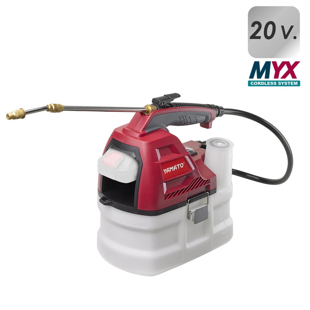 Nebulizador / Irrigador A Bateria 20 V. Sin Bateria