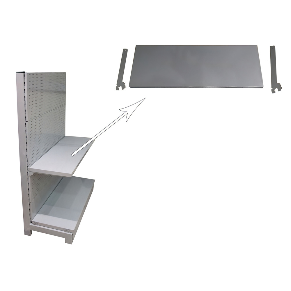 Balda para Lineal 18040001 / 18040005 / 18040015  con soportes