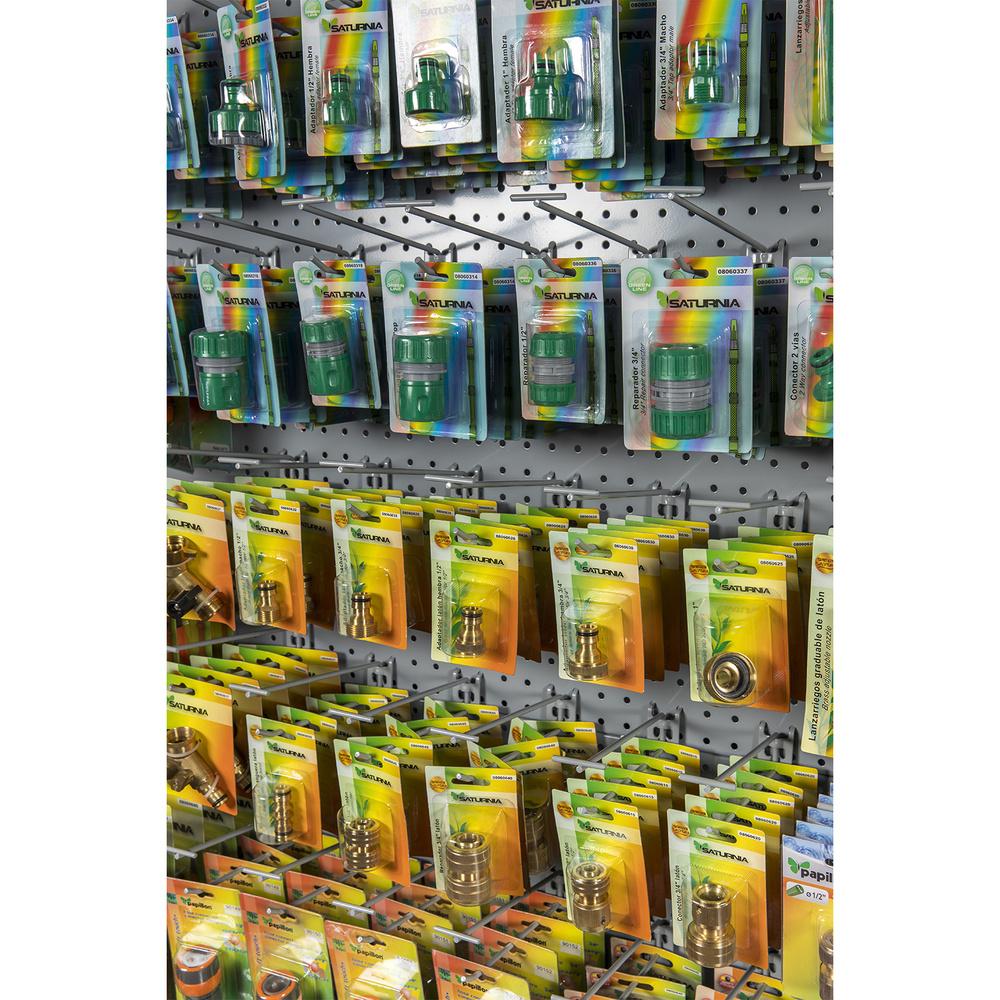 Lineal Alto Nº  8.01 Riego Completo Accesorios Riego Laton / Plastico