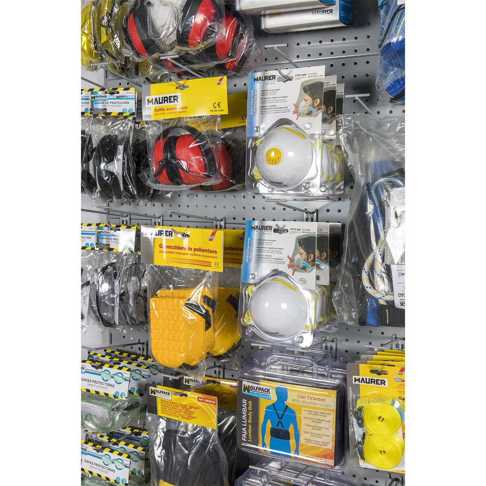 Lineal Alto Nº  5.02 Proteccion Completo Gafas / Equipos Protección Individual