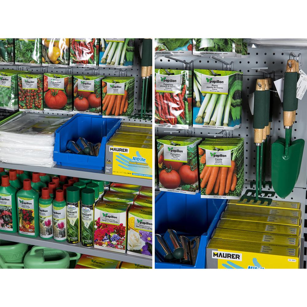 Lineal Alto Nº  8.07 Jardin Completo Abonos y Complementos de Jardin