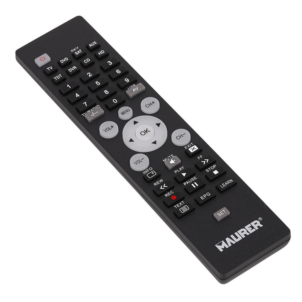 Mando Universal TV / Satelite Maurer 8 Aparatos