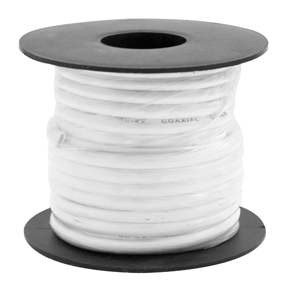 Cable De Antena Coaxial 3c2v Rollo 10 m.