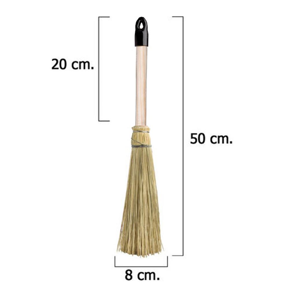 Escoba Para Chimenea y Ascuas 50 cm.