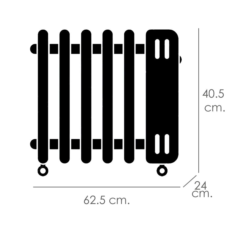 Radiador Aceite 2000w 9 Elementos
