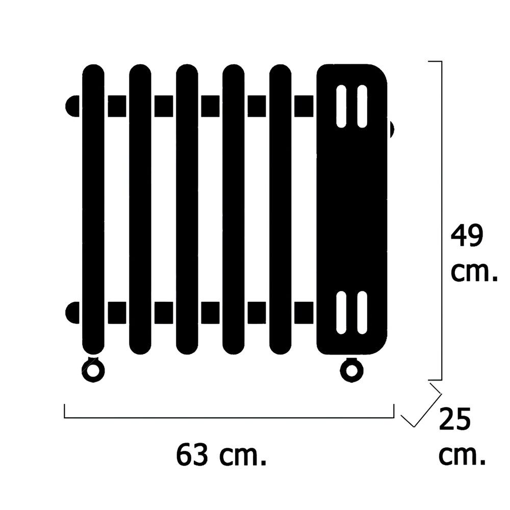 Radiador Aceite 2500w 11 Elementos