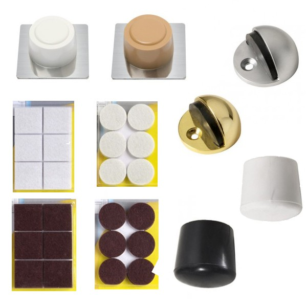 Fieltros / topes / protectores muebles